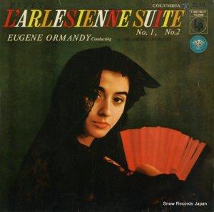 ユージン・オーマンディ - ビゼー:「アルルの女」第1組曲 - ZL-19