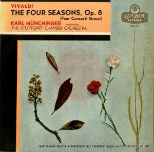 カール・ミュンヒンガー - ヴィヴァルディ:作品8よりの四つの合奏協奏曲「四季」 - LB13