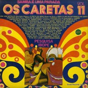 OS CARETAS - samba e uma parada vol.11 - os caretas - 2494582