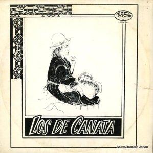 ロス・デ・カナータ - los de canata - LPMS-001