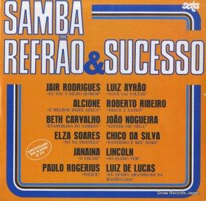 V/A - samba refrao & sucesso - 6803905