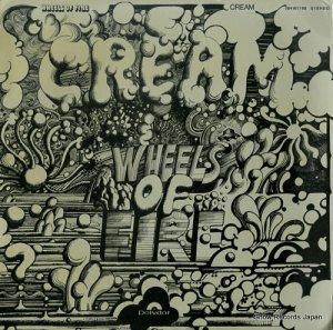 クリーム - wheels of fire - 184167/68