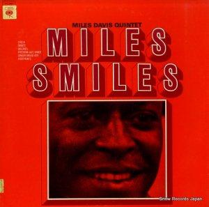 マイルス・デイヴィス - miles smiles - PC9401