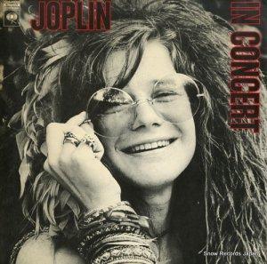 ジャニス・ジョプリン - joplin in concert - C2X31160