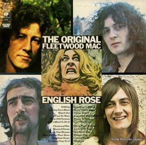 フリートウッド・マック - the original fleetwood mac/english rose - CBS22025