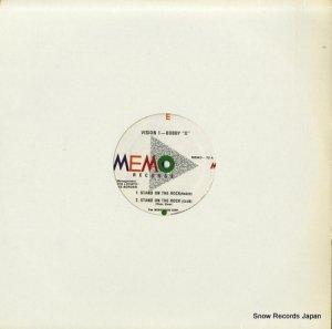 ヴィジョン1&ボビー・オーランド - stand on the rock - MEMO-70