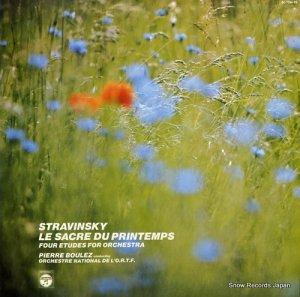 ピエール・ブレーズ - ストラヴィンスキー:春の祭典 - OC-7260-PK