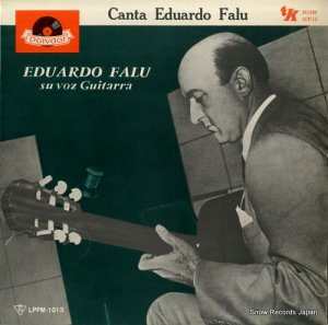 エドアルド・ファルー - ファルー、パンパを歌う - LPPM-1013