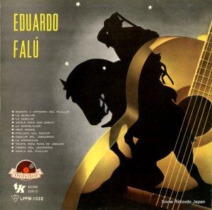 エドアルド・ファルー - ファルー郷愁を歌う - LPPM-1032