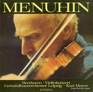 ユーディ・メニューイン - beethoven; violinkonzert - 827651