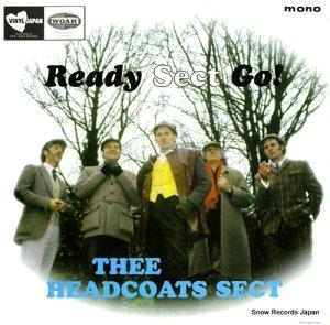 ジー・ヘッド・コーツ・セクト - ready sect go! - ASKLP99