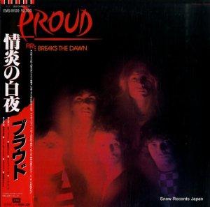 プラウド - 情炎の白夜 - EMS-91139