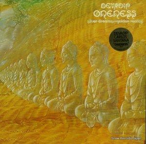 カルロス・サンタナ - devadip oneness - silver dreams golden reality - CBS86037