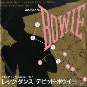 デビッド・ボウィ - レッツ・ダンス - EYS-17350
