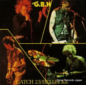 G.B.H - catch 23 - CLAY22