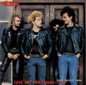 G.B.H - give me fire - CLAY16