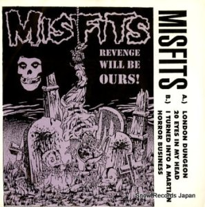 MISFITS - revenge will be ours - MUNK06