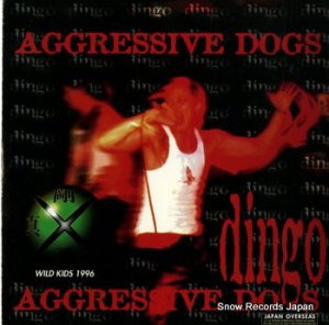 AGGRESSIVE DOGS / MURPHYS LAW - dingo - JO96-17