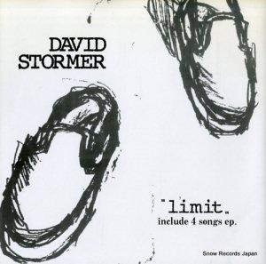 デヴィッド・ストーマー - limit - CC-001