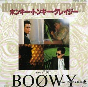 ボウイ - ホンキー・トンキー・クレイジー - WTP-17716