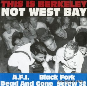 V/A - this is berkeley not west bay - ZAF-006