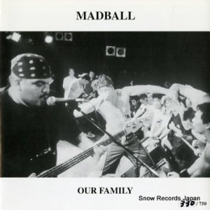 MADBALL/UZUMAKI - our family/mask - DEA016