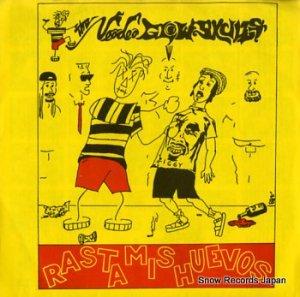 THE VOODOO GLOW SKULLS - rastamishuevos - SPR003