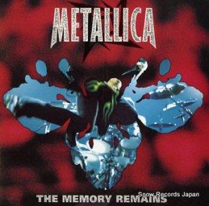 メタリカ - the memory remains - MET15