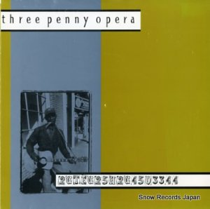 THREE PENNY OPERA - 2gteg25h2g4503344 - SS-08