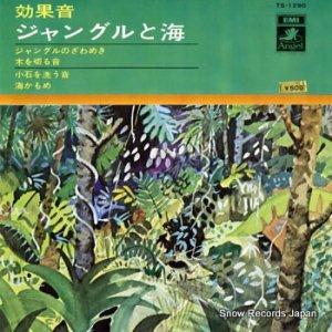 効果音 - ジャングルと海 - TS-1296