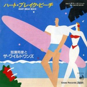 加瀬邦彦とザ・ワイルドワンズ - ハート・ブレイク・ビーチ - DSF-231