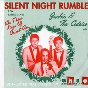 ジャッキー&ザ・セドリックス - silent night rumble - 45-054