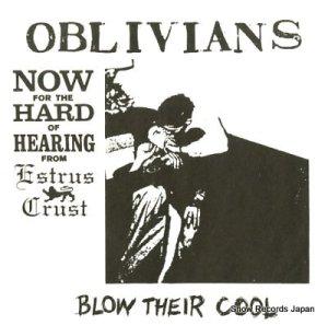 オブリヴィアンズ - blow their cool - ES756