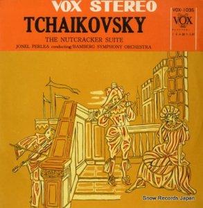 ジョネル・ペルレア - チャイコフスキー:バレエ組曲「くるみ割り人形」 - VOX-103S