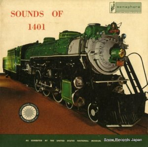 THE UNITED STATES NATIONAL MUSEUM - sounds of 1401 - SR-17