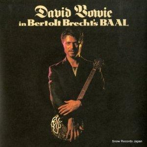 デビッド・ボウイ - in bertolt brecht's baal - BOW11