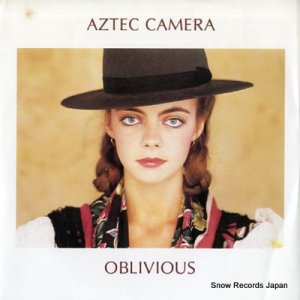 アズテック・カメラ - oblivious - RT122