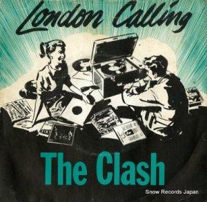 ザ・クラッシュ - london calling - CBS8087