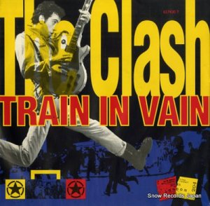 ザ・クラッシュ - train in vain - 6574307