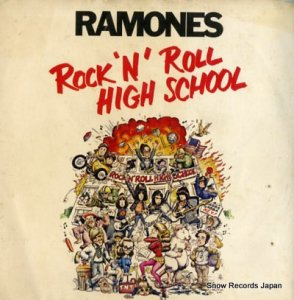 ラモーンズ - rock'n' roll high school - SIR4021