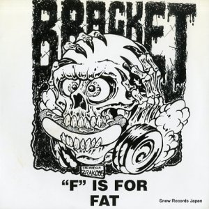 ブラケット - f is for fat - FAT549-7