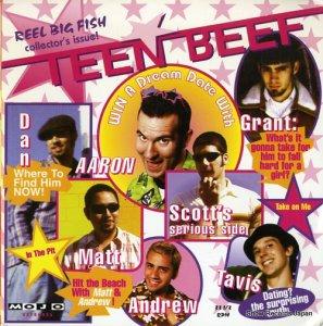 リール・ビッグ・フィッシュ/ゴールドフィンガー - teen beef / tiger meat - US756036