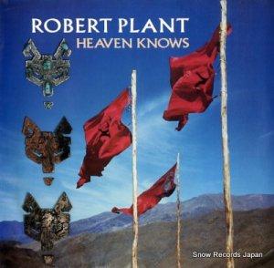 ロバート・プラント - heaven knows - 7-99373