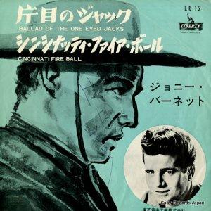ジョニー・バーネット - 片目のジャック - LIB-15