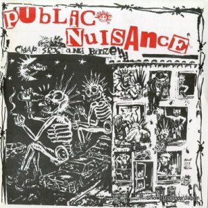 PUBLIC NUISANCE - cheap sex and booze - EXIST25