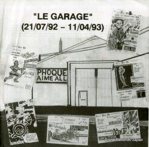 V/A - le garage - MTO0029