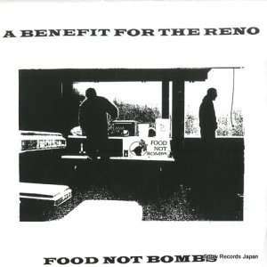 V/A - a benefit for the reno food not bombs - SW-16.5