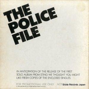 ザ・ポリス - the police file - AM-8622