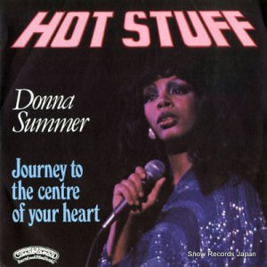 ドナ・サマー - hot stuff - 45.CB.1171