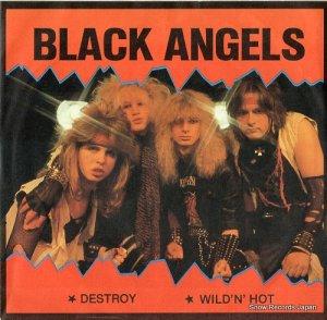ブラック・エンジェルス - destroy - ANGELS0001